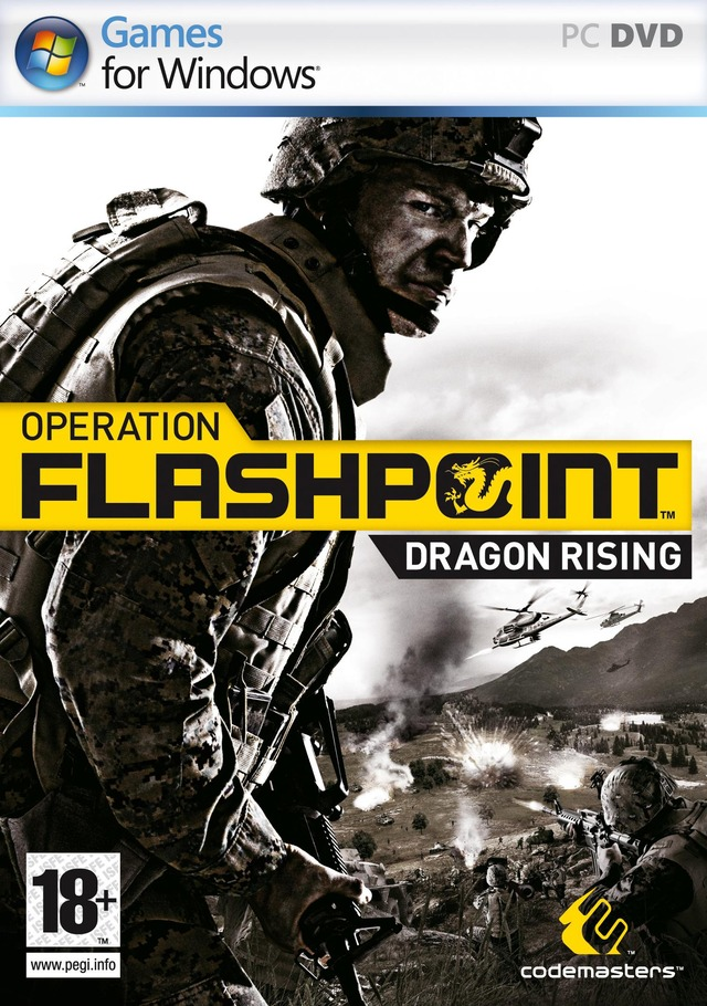 Operation FlashPoint 2 Dragon Rising Jaquet10