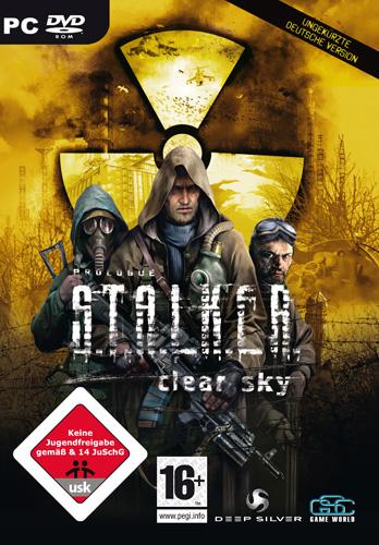 S.T.A.L.K.E.R. Clear Sky K9ffjb10