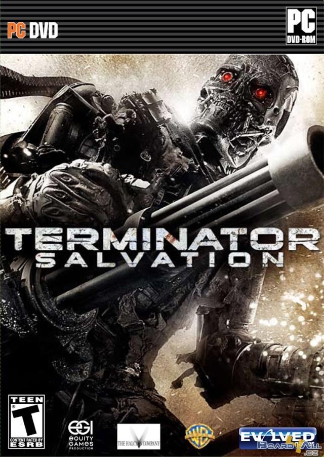 Terminator Salvation Mpeqbj10