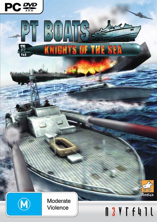 PT Boats Knights Of The Sea Packag10
