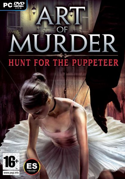 Art Of Murder: Hunt For The Puppeteer Portad10