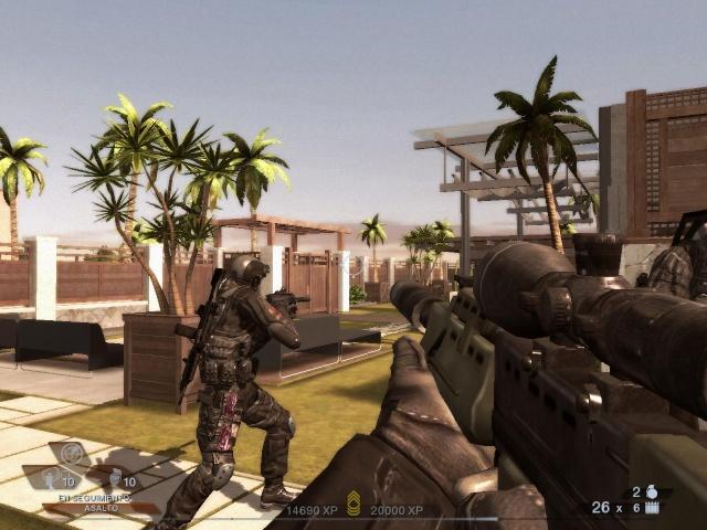 Screenshots de Juegos R6vega11