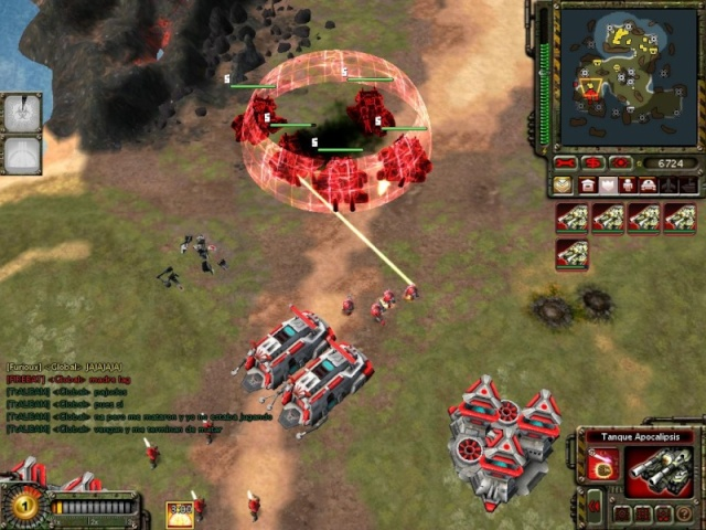 Screenshots de Juegos Ra3_1_18