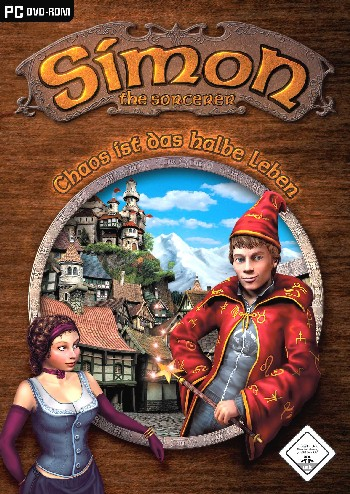 Simon The Sorcerer 4: Chaos Happens Simon-10