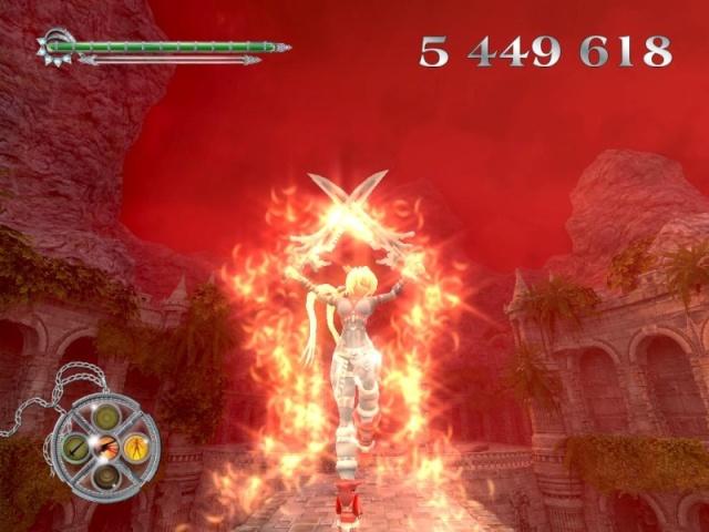 Screenshots de Juegos Xblade12