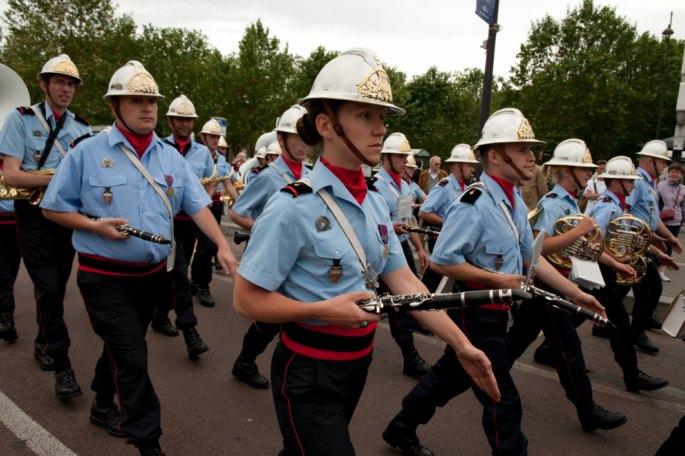 Festival International de musique militaire à Paris, le  19 - Page 2 10mang10