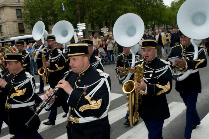 Festival International de musique militaire à Paris, le  19 - Page 2 18lebo10