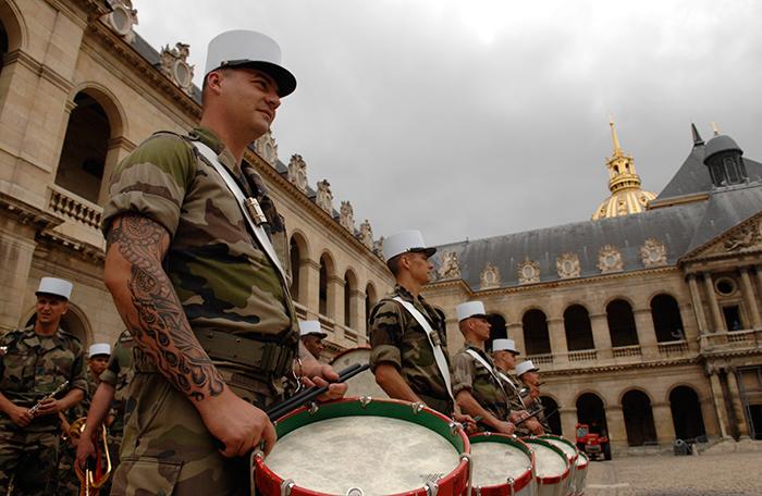 Festival International de musique militaire à Paris, le  19 - Page 2 21repe10