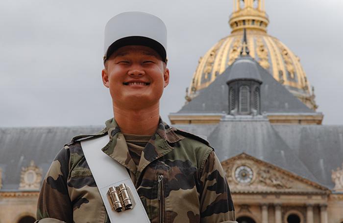Festival International de musique militaire à Paris, le  19 - Page 2 23repe10
