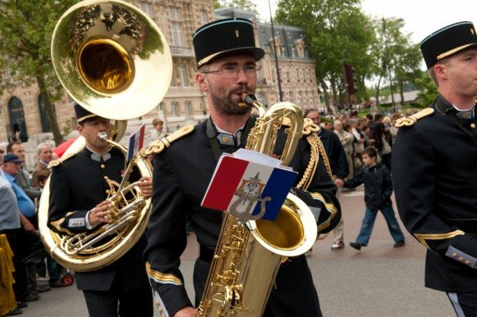 Festival International de musique militaire à Paris, le  19 - Page 2 28mang10