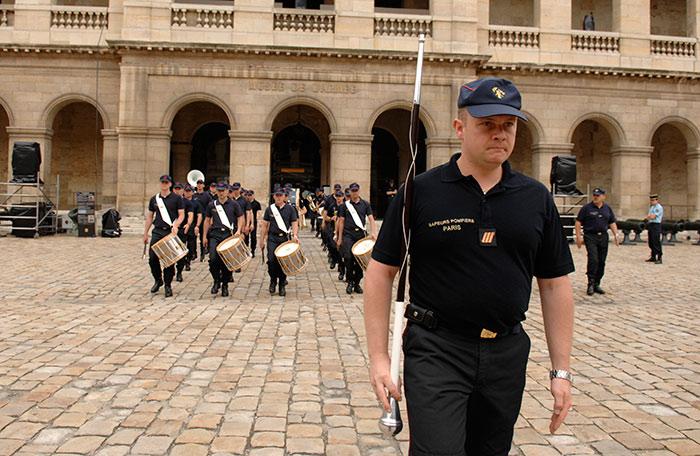 Festival International de musique militaire à Paris, le  19 - Page 2 2repet10
