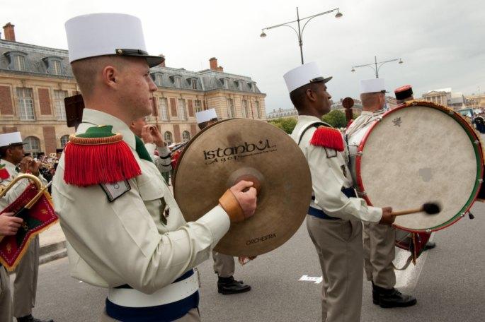 Festival International de musique militaire à Paris, le  19 - Page 2 38mang10