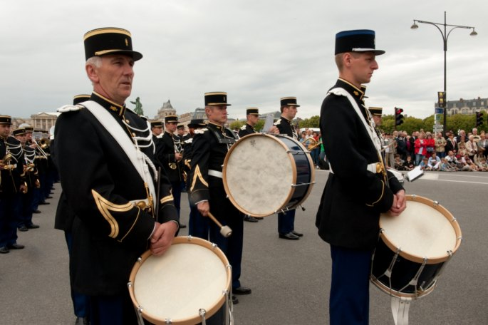 Festival International de musique militaire à Paris, le  19 - Page 2 55mang10