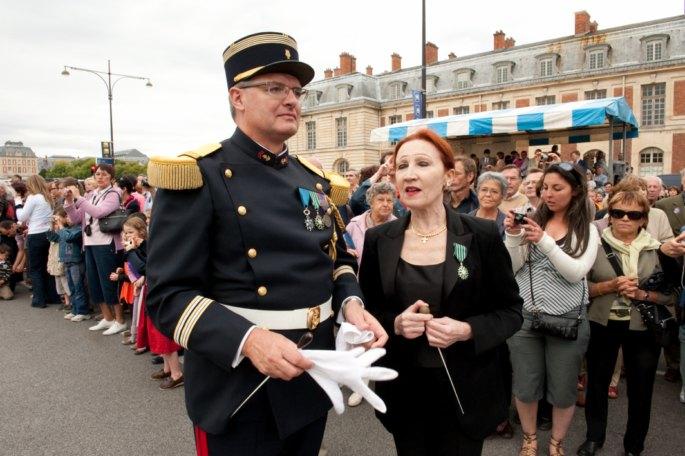 Festival International de musique militaire à Paris, le  19 - Page 2 70mang10