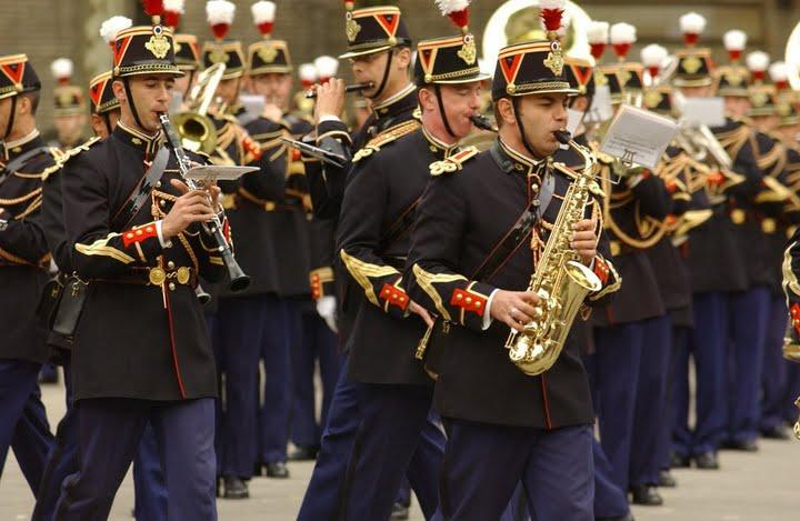 Musique de la Garde Republicaine Dsc_8210