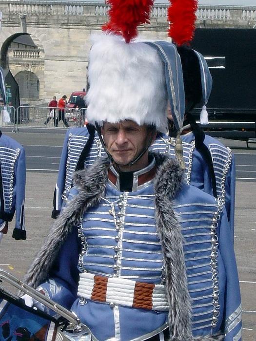 Fanfare du 2èmes régiment de Hussard Paris_10