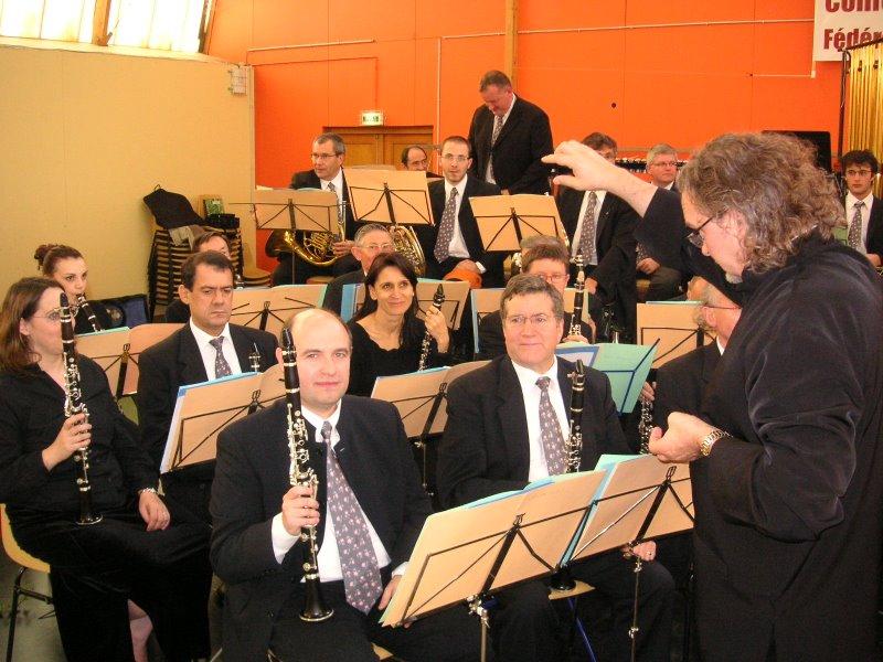 Orchestre d'harmonie anger Souge011
