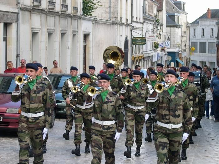 Fanfare du 2èmes régiment de Hussard St_aig11