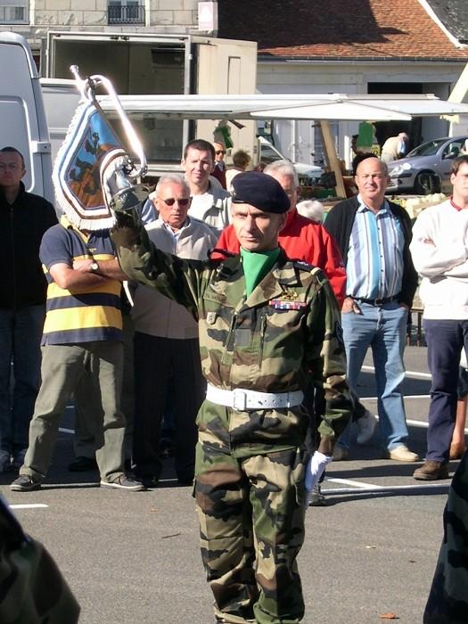 Fanfare du 2èmes régiment de Hussard St_aig12