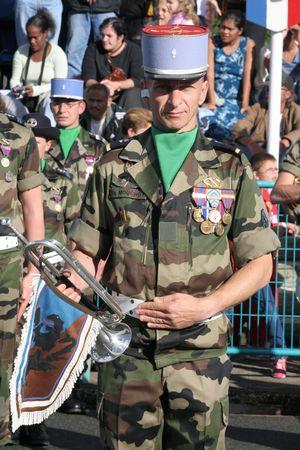 Fanfare du 2èmes régiment de Hussard Tm20no10