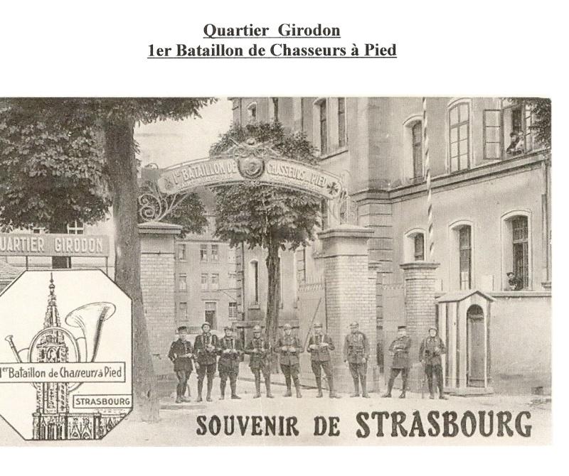 Quartier...1er.BCP.(Strasbourg),mars 1934. Strasb11