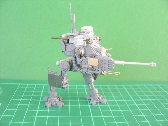 Marcheur De Combat 00925