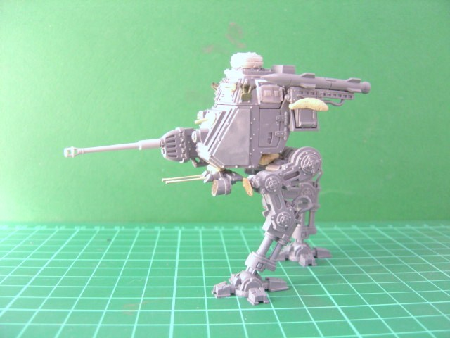 Marcheur De Combat 02111