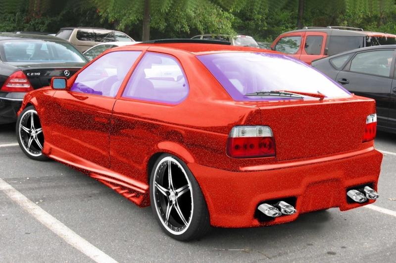 Projet sur BMW 316 I compact de 2000 Bmw-3112