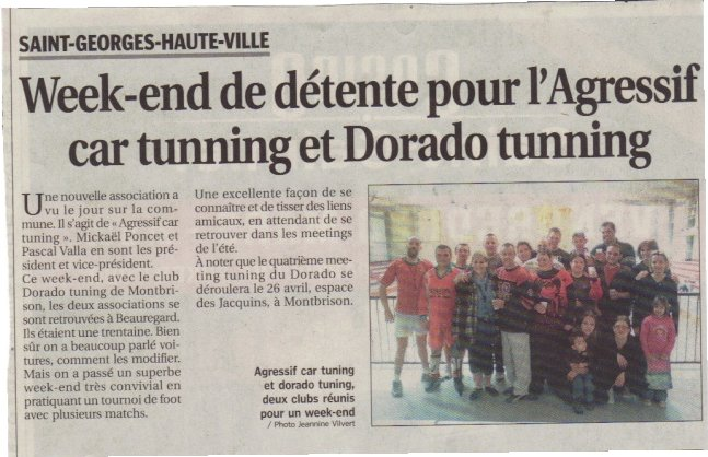 Journée foot organisée par le club Dorrado tuning à Montbrison Image110