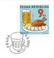 Bierwerbung als Stempelthema Bier10