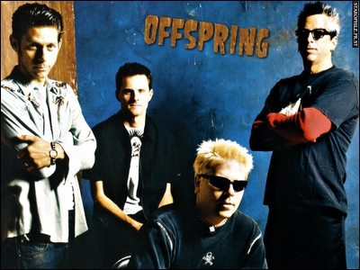 The Offspring Tfff10