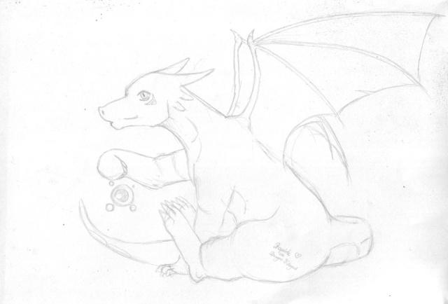 Un petit dragon Scan1014