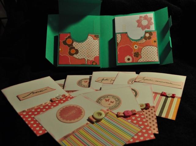 récap cadeaux 2009 Ouvert11