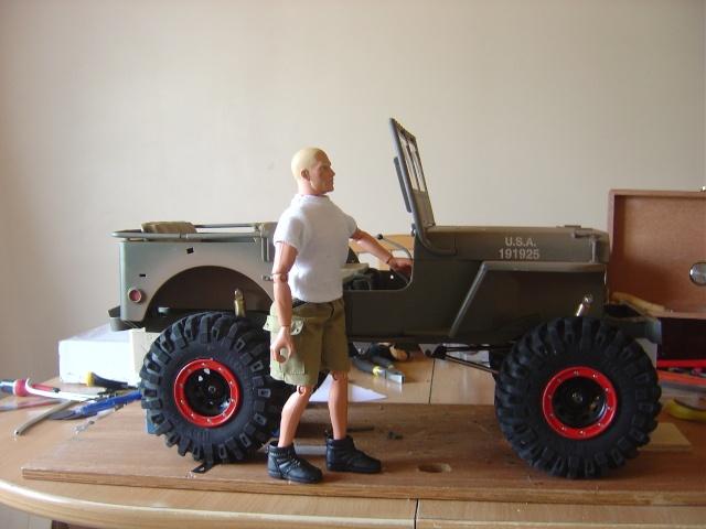 StephanXJ custom - diorama ... Dsc08414