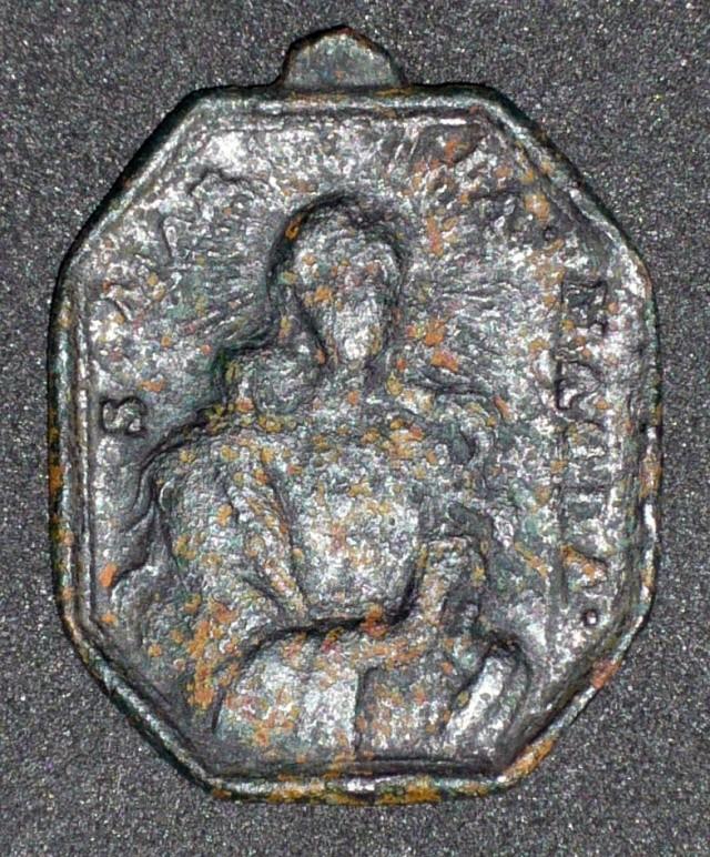 Virgen de la Piedad / Sta. Mª Magdalena  (RM SXVII-P43) Magdel10
