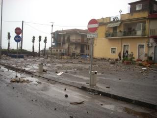I danni provocati dal maltempo in Sicilia Dscn2414
