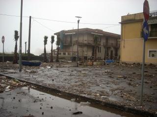 I danni provocati dal maltempo in Sicilia Dscn2415