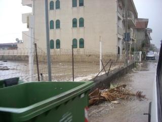 I danni provocati dal maltempo in Sicilia Dscn2515