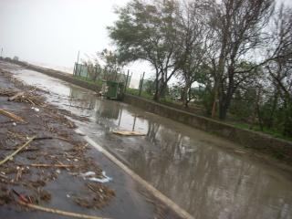 I danni provocati dal maltempo in Sicilia Dscn2516