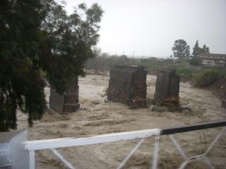 I danni provocati dal maltempo in Sicilia Dscn2519