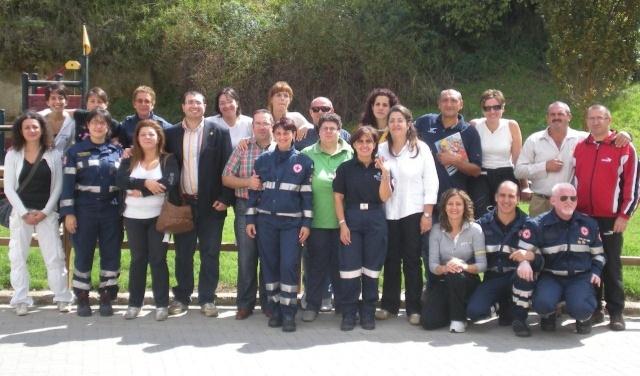 Brevetto europeo per 15 volontari Vdsres10
