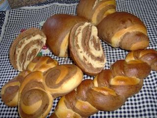 pãezinhos de leite com chocolate Pascoa23