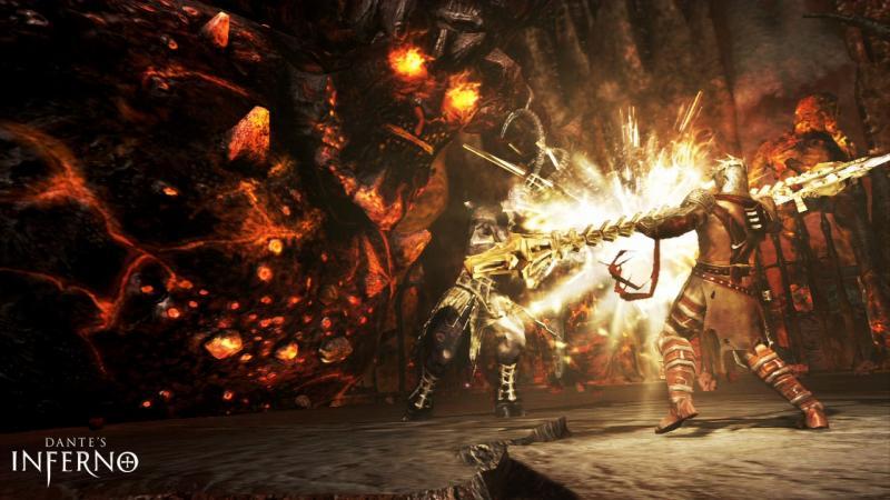 [All] Dante's Inferno [Prévia + gameplay] 18261310