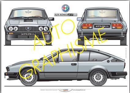 planche dessin alfa romeo  Planch11