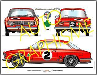 planche dessin alfa romeo  Planch13