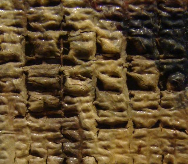 Etude des supports textiles du peintre Henri Martin . (fibre, identification, tissage) Dsc02310