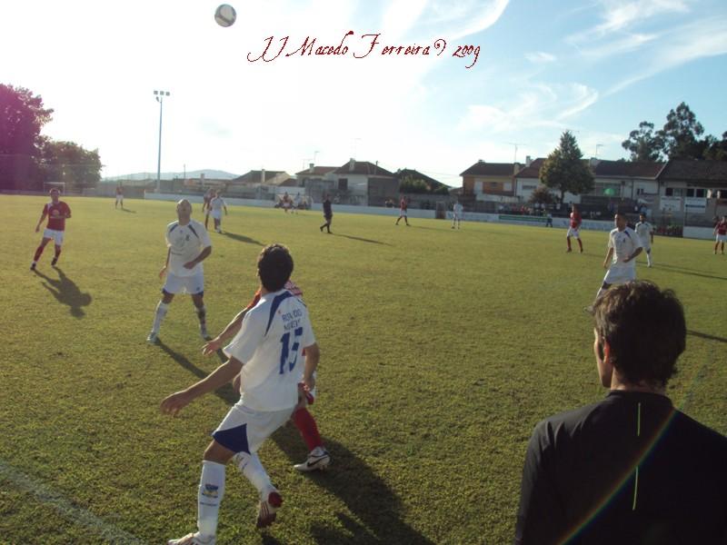 MERELINENSE F. C 0-0 Al. LORDELO Bola10