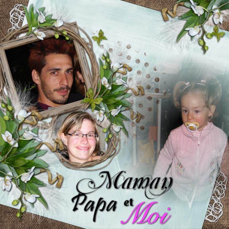Nos petites familles en photos. Papa_m11