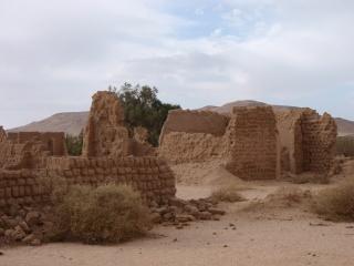 Le Village d'Hirafok en 1962 P2070413