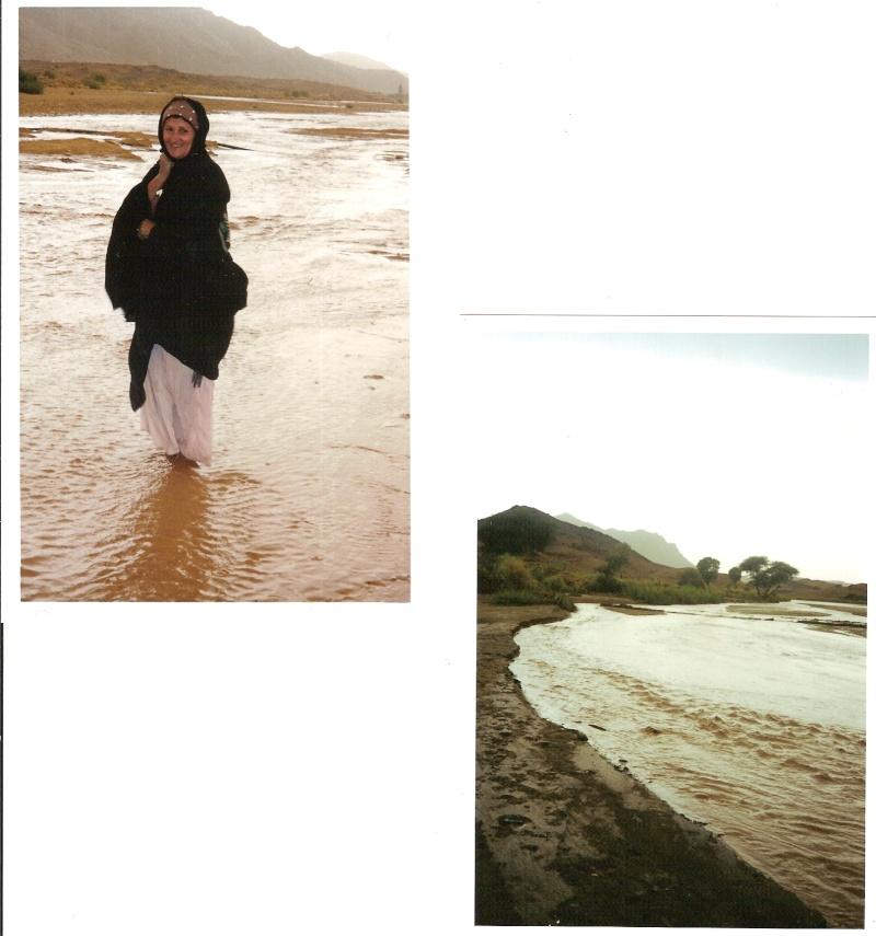 inondations au sahara Pluie310
